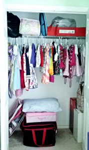 I need to organize this closet. :)