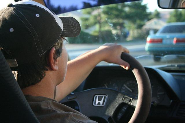 a-teen driving