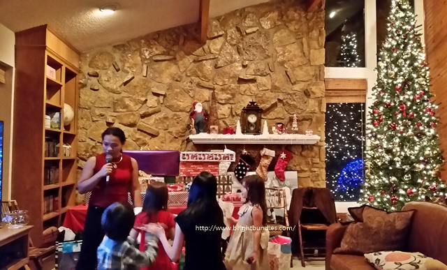 Christmas Party at my dear friend Dar's residence in Benbrook, TX.