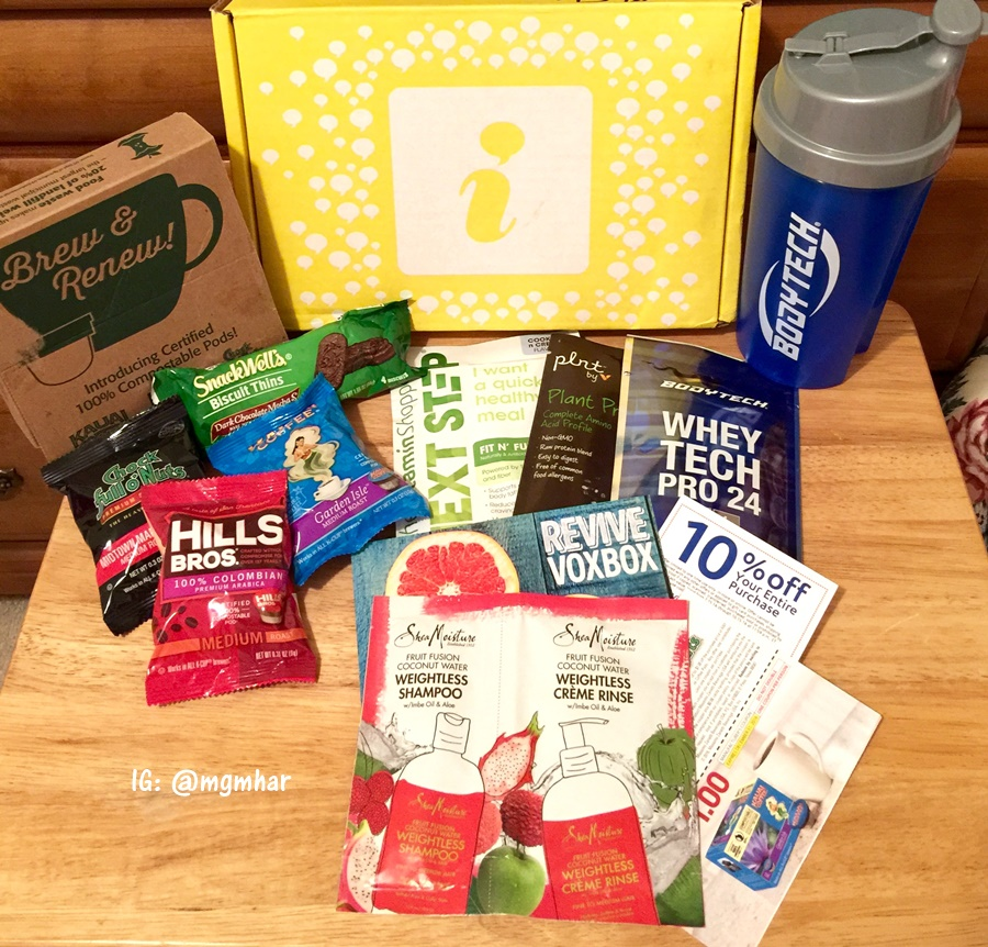 #ReviveVoxBox Product Samples