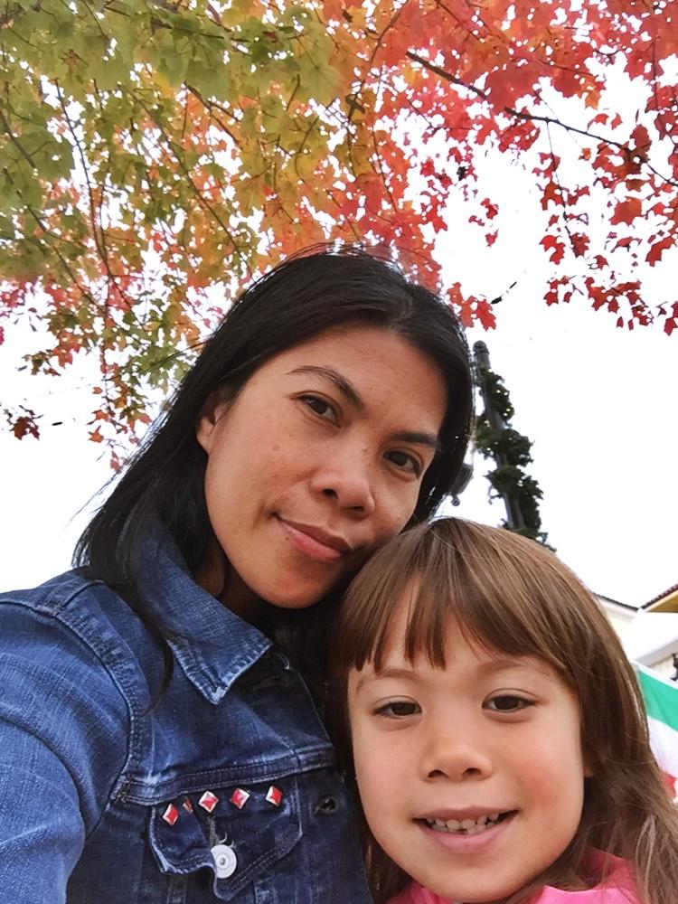 Fall Season - Me and K